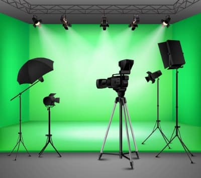 How To Light A Green Screen For Streaming